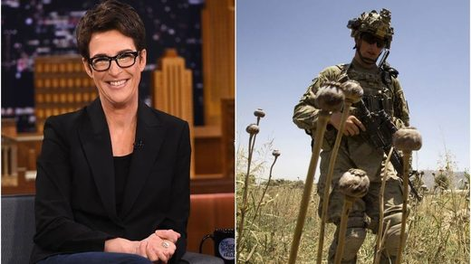 maddow soldier