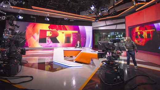 RT studio london