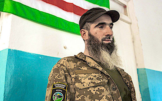 Chechen commander