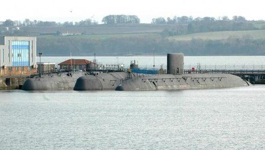 defunct submarines