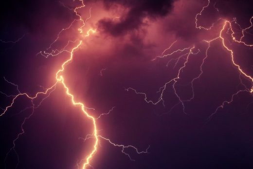 Lightning strikes have killed at least 25 people since the start of the rainy season in Zambezia, Mozambique