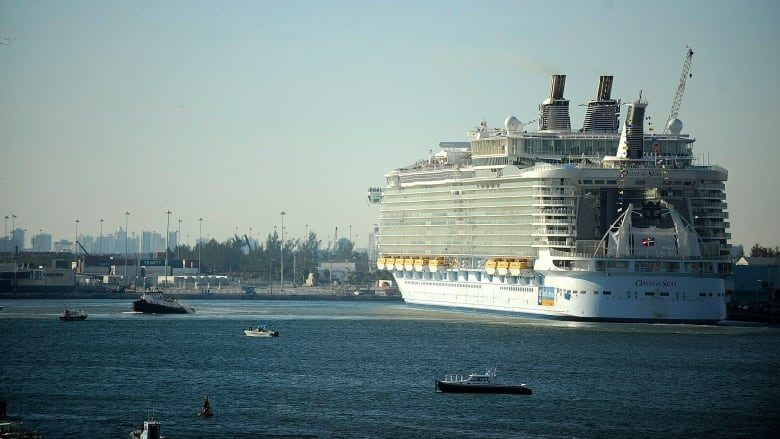 Norovirus Outbreak Sickens Hundreds Of Cruise Ship
