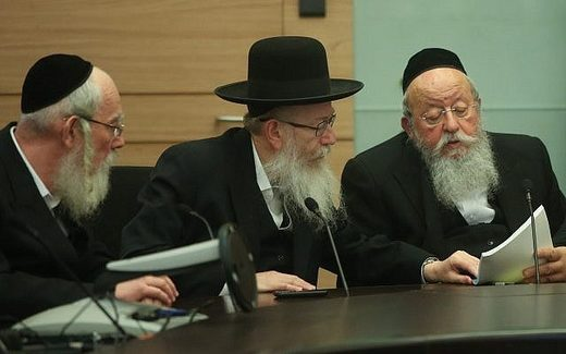 Ultra-Orthodox United Torah Judaism party