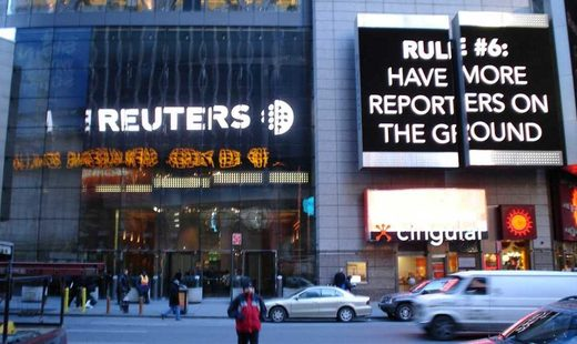 Reuters headquarters