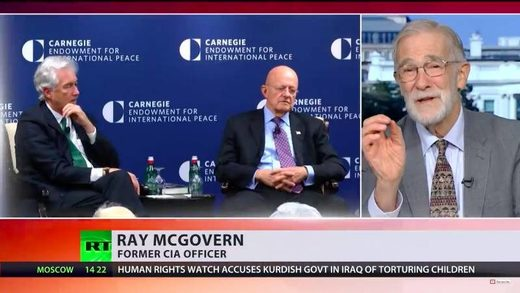 Ray Mcgovern James Clapper