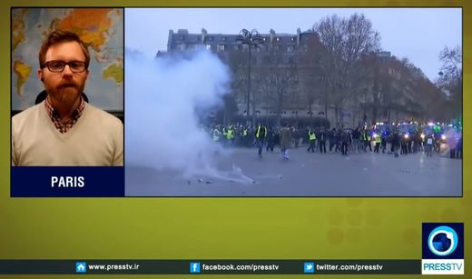 niall bradley on presstv the french people dont want a national debate