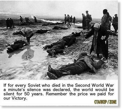 soviets dead ww2