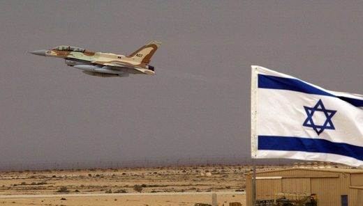 why israels airstrikes in syria are a sign of weakness not strength