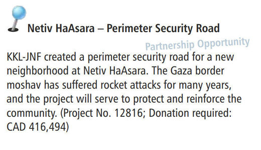 perimeter road announcement