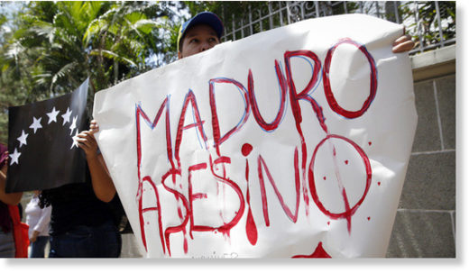 Don't meddle in Venezuela, Moscow tells coup-cheering Washington