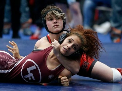 transgender unfair advantage wrestling