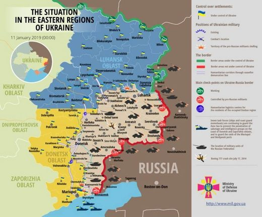 war situation ukraine