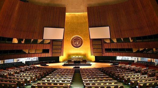 United Nations General Assembly.