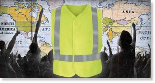 global yellow vest movement
