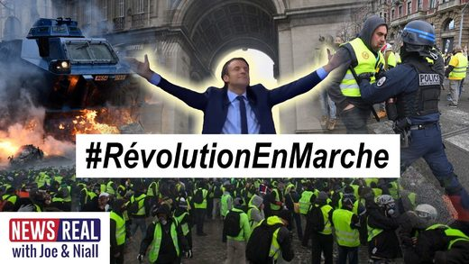 newsreal brexit yellow vests