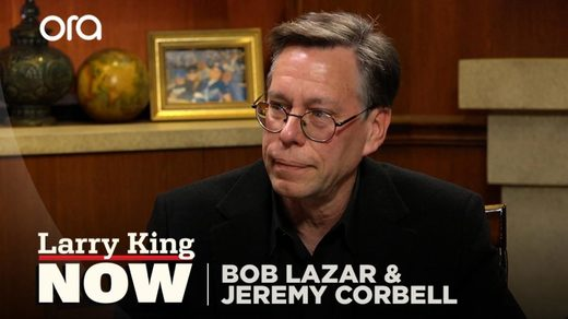 Bob Lazar Larry King
