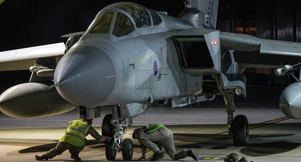 UK Royal Air Force to reduce presence in Syria, Iraq - report -- Sott.net