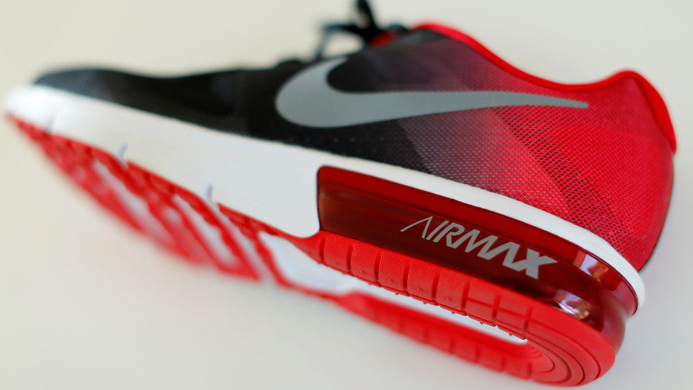 Thousands of Muslims demand Nike recall 'blasphemous' Air