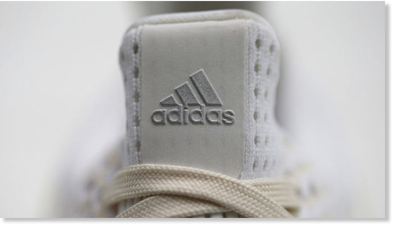 f5c81a4791e Racist to its sole   Adidas capitulates to SJWs