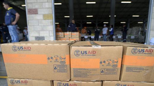 aid venezuela