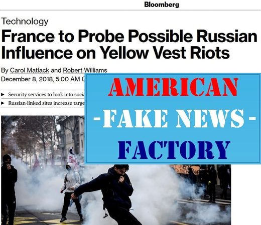 bloomberg russia yellow vests