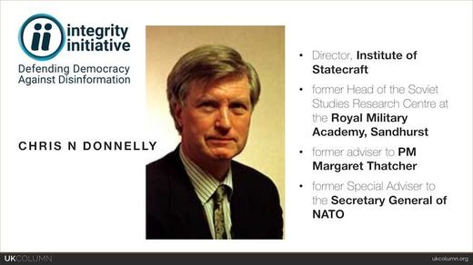 Chris Donnelly integrity initiative