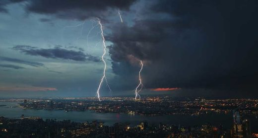 thunderstorm science
