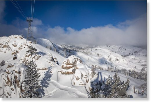 Squaw Valley Alpine Meadows