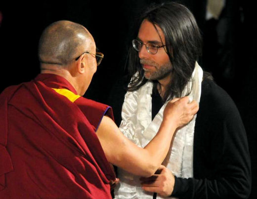Keith Raniere dalai lama