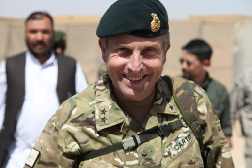 UK Chief of General Staff Gen. Nick Carter