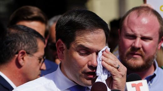 Twitter mercilessly roasts Rubio for blaming Venezuelan power outages on explosion at imaginary 'German dam'