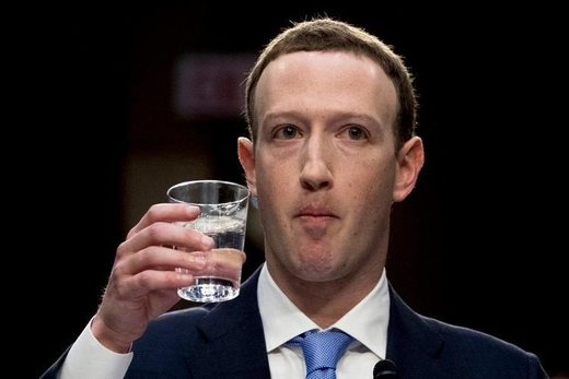 zuckerberg water