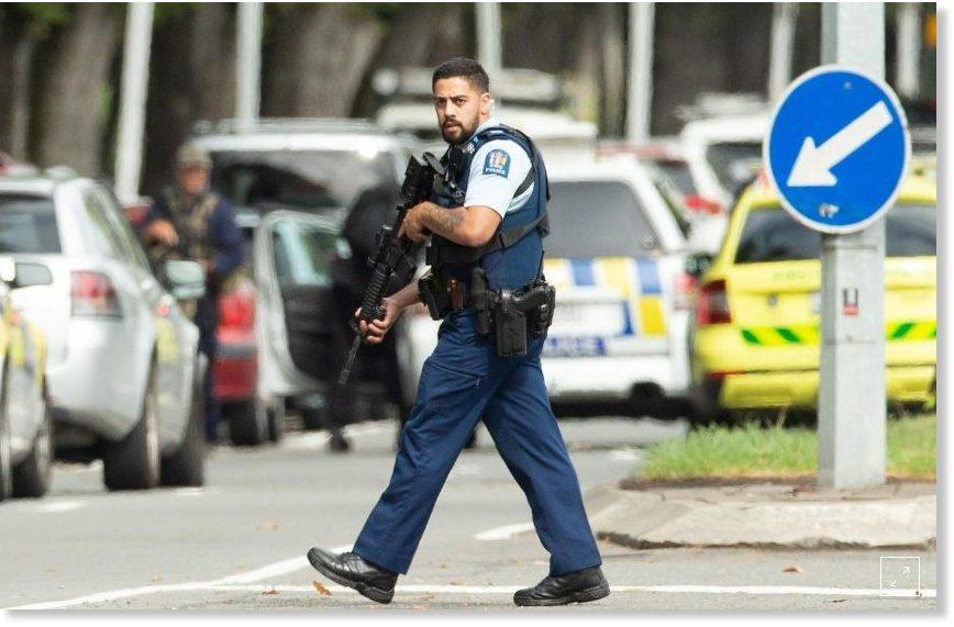 Video Penembakan Di Masjid New Zealand Image: Muslim Leaders Of United Kingdom Call For Added Protection
