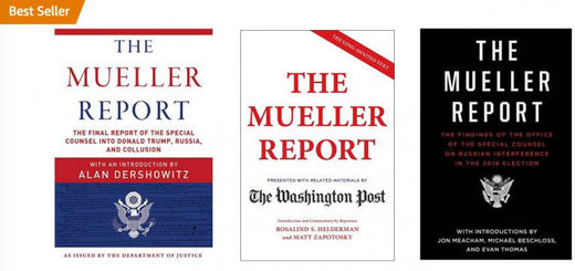 mueller report books