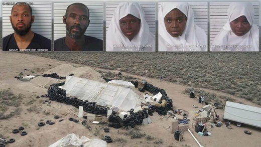 terrorist camp new mexico