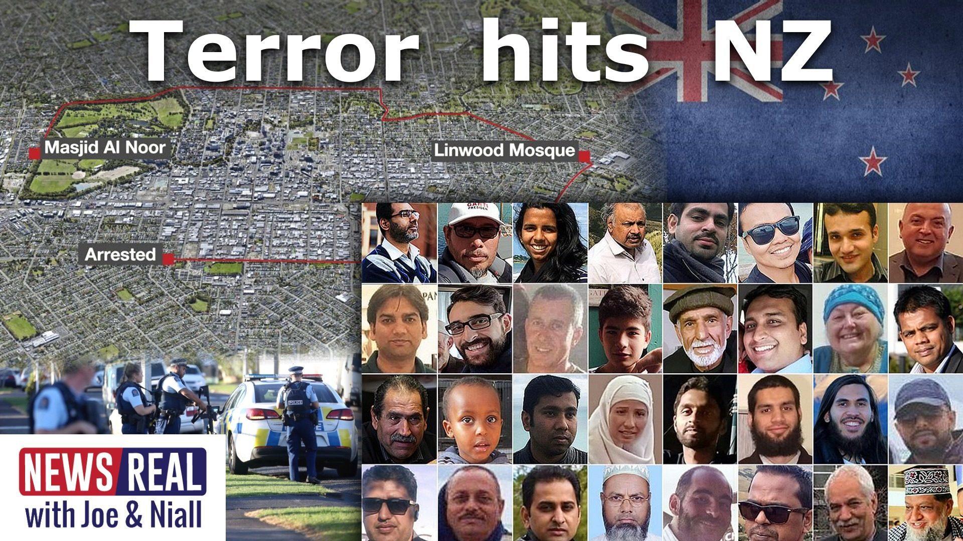 Christchurch Massacre: NewsReal #30: Christchurch Massacre