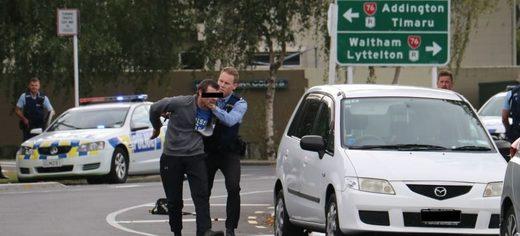 mehrere Schützen Christchurch Terror