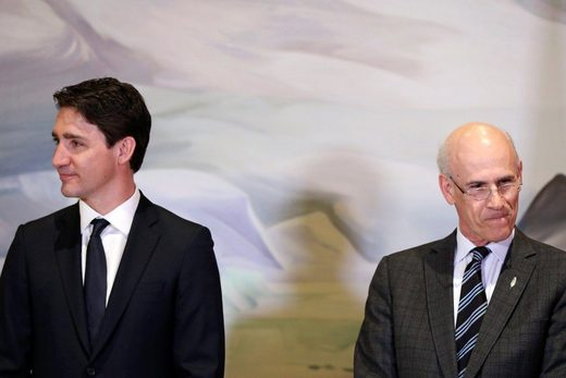 Trudeau and Michael Wernick, SNC-Lavalin