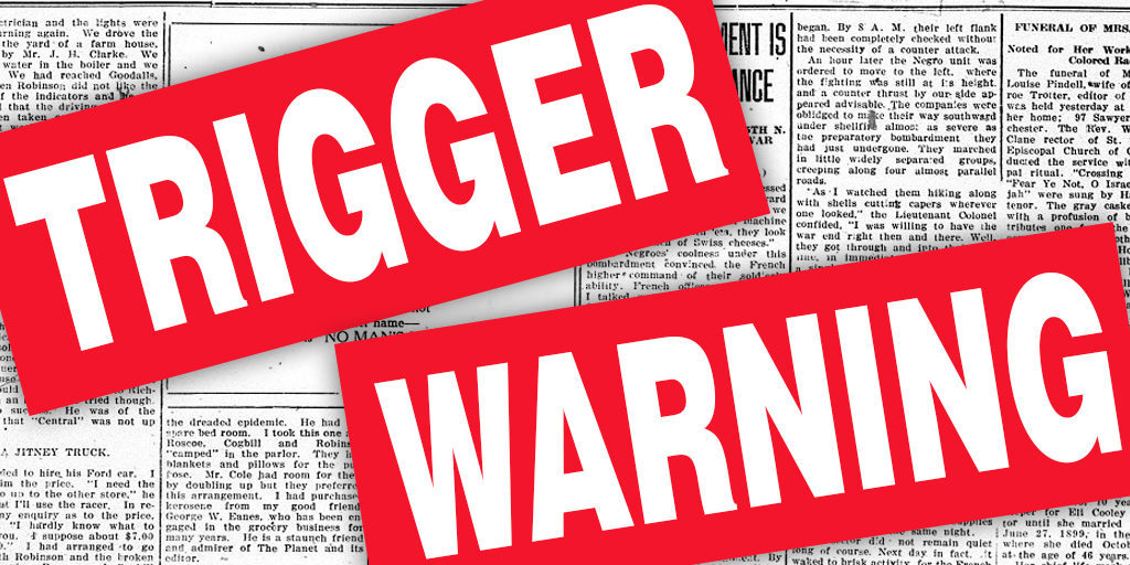 New study: Trigger warnings are effectively useless ...