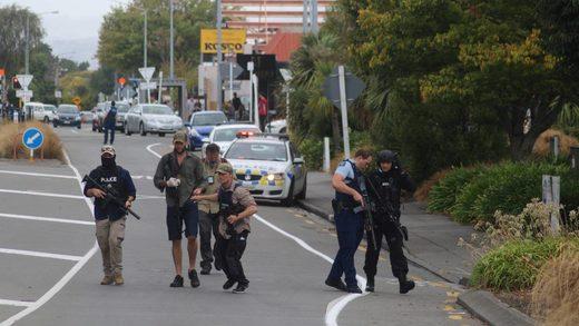 Papanui Christchurch Schießen
