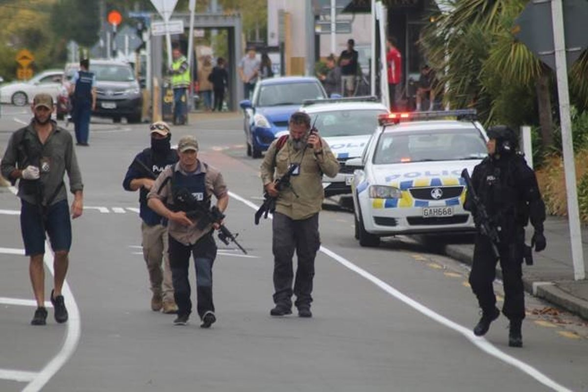 Christchurch Attack: Christchurch Terror Attack: Mass Censorship, Mystery