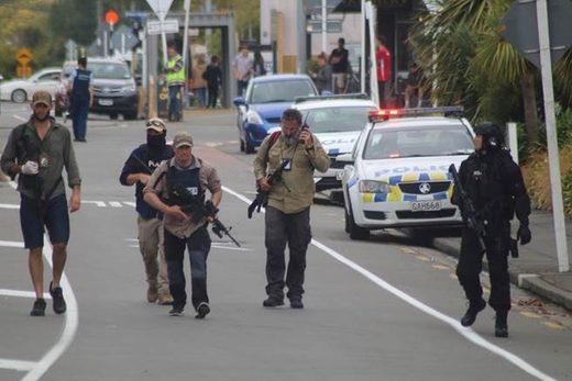 Terrorangriff von Christchurch