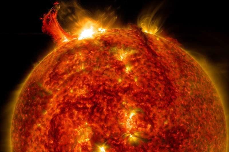 solar storm march 18 2019 - photo #4