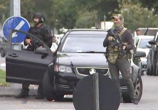 Scharfschützen Christchurch Angriff