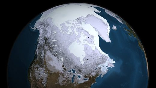 ice sheet north america