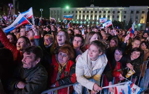 crimea five year celebration join russia