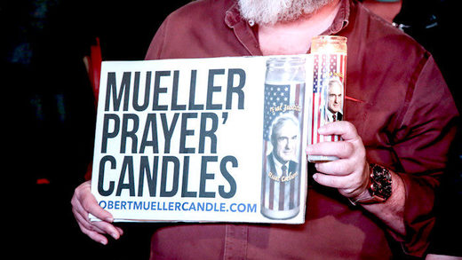 Mueller prayer candles