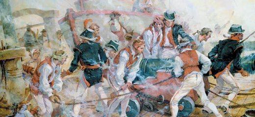 eaton barbary war