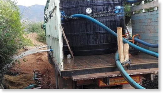 Producers are given ways to move water and prevent crops from drying out.
