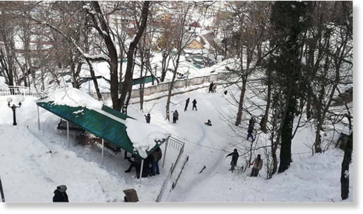 Malakand, Hazara, Murree, Gilgit-Baltistan (G-B) and Kashmir divisions have received 22.5 inches of snow so far.